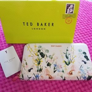 NWT Ted Baker Serena Matinee Clutch Wallet